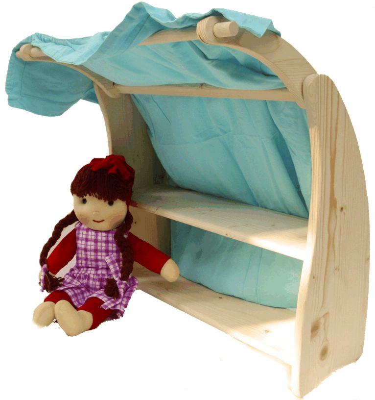Puppen Spielständer Tiana