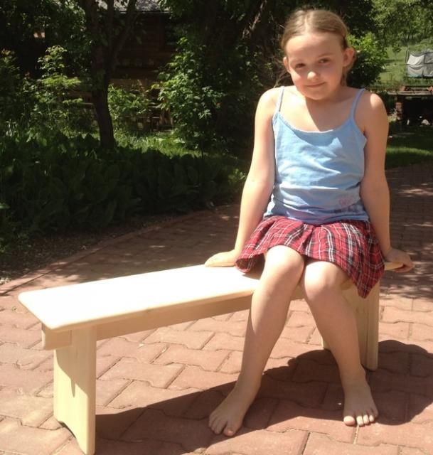 Sitzbank Mika
